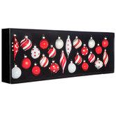Ball, Onion & Drop Ornaments