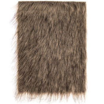 Long Pile Faux Fur