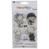 Hey Cutie Clear Stamps
