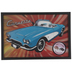 Corvette Lenticular Wood Wall Decor