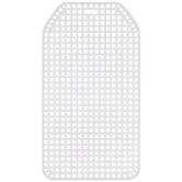 Luggage Tag Plastic Canvas Shapes