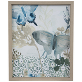 Black Butterfly Wood Wall Decor