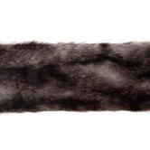 "Faux Fur Trim - 4"""
