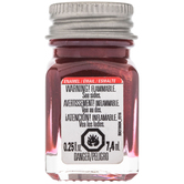 1529TT Red Metal Flake Enamel Paint