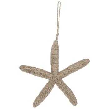Rope Starfish Wall Decor