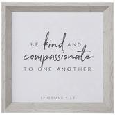 Ephesians 4:32 Wood Decor