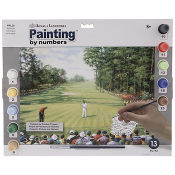 Augusta Golf Paint By Number Kit
