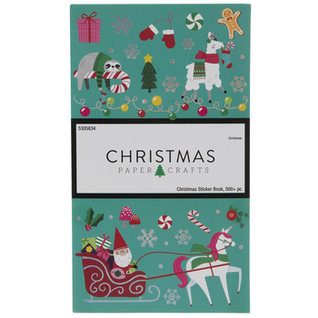 Christmas Assorted Stickers