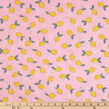 Feuille De Citron Apparel Fabric