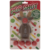Reindeer Pop Shot