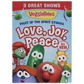 VeggieTales Love, Joy, Peace (DVD)