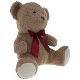 Tan & Gold Speckled Bear Plush