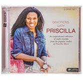 Priscilla Shirer: Devotions With Priscilla (CD)