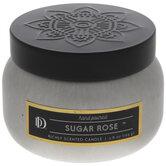 Sugar Rose Candle Tin