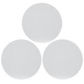 "Circle Magnetic Blank Canvas Set - 6"""