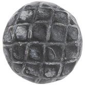 Gray Harlequin Knob