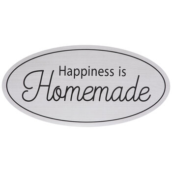 Happiness is homemade painting