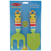 Giddy Buggy Cultivator & Trowel