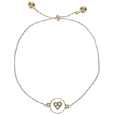 Love Reversible Slider Bracelet
