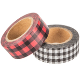 Buffalo Check Washi Tape