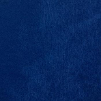 Navy Stretch Taffeta Fabric