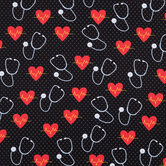First Aid Cotton Fabric