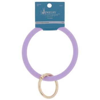 Circle Bangle Keychain
