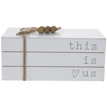 This Is Us Wood Decor