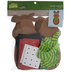 Reindeer Candy Cane Holder Foam Craft Kit