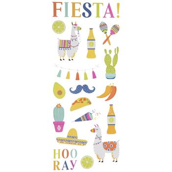 Fiesta Stickers