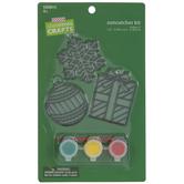 Gift, Snowflake & Ornament Suncatcher Craft Kit