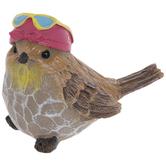 Pink Swim Cap Bird