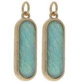 Imitation Opal Charms