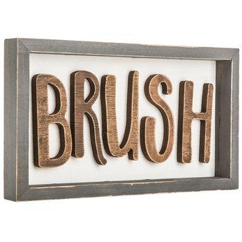 Brush Wood Decor