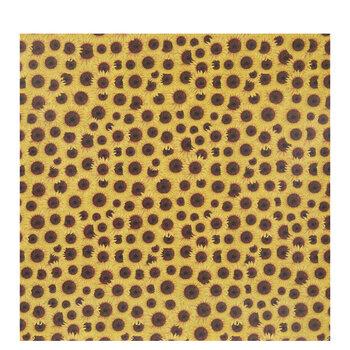 Sunflowers Self-Adhesive Vinyl