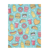 Happy Foods Felt Sheet