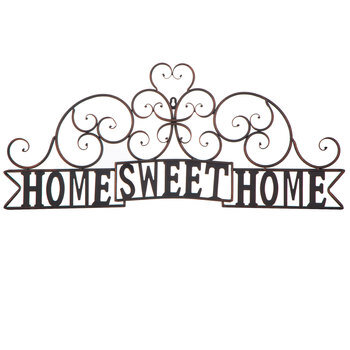 Home Sweet Home Metal Wall Decor Hobby Lobby 1698943