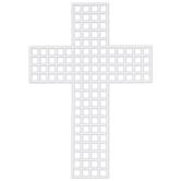 Cross Plastic Canvas Shapes