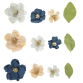 Morgan Flower Embellishments