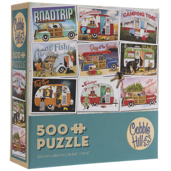 Hitting The Road Puzzle