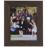 Brown Wood Look Wall Frame