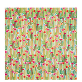 "Cactus Bloom Self-Adhesive Vinyl - 12"" x 12"""