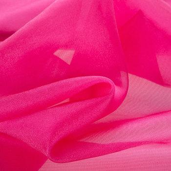 Berry Sparkle Organza Fabric