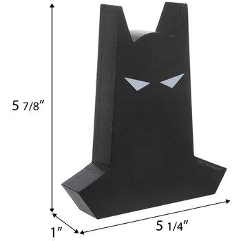 Batman Silhouette Wood Decor