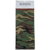Olive Drab Camouflage Bandana