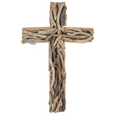 Driftwood Wall Cross