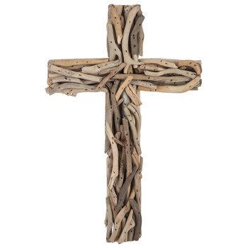 Driftwood Wall Cross