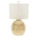 Bubbled Mercury Glass Lamp