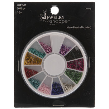 Assorted Colors Micro Bead Filler