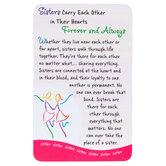 Sisters Wallet Card